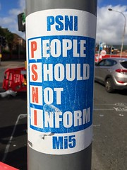 PSNI / MI5