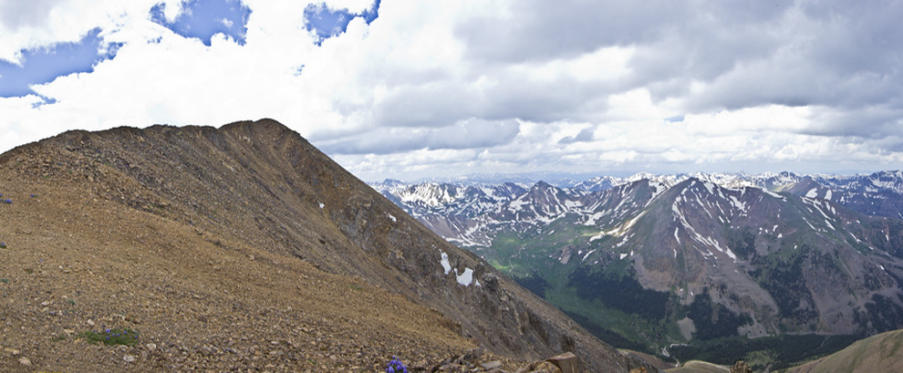 Mount Elbert Summit