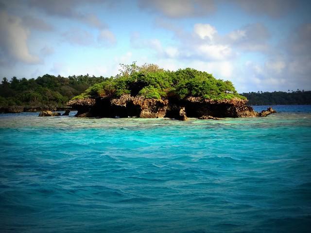 Beautiful Vava'u waters
