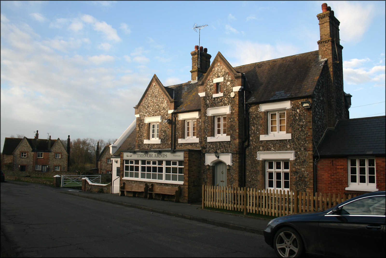 The Trevor Arms, Glynde