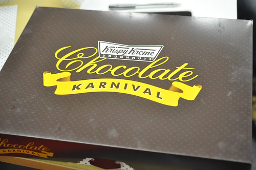 クリスピー・クリーム・ドーナツ チョコレート カーニバル ダズンボックス