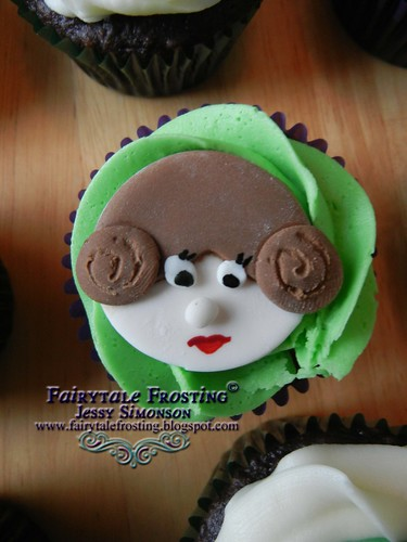 Star Wars Cupcake Princess