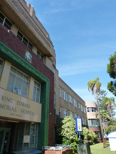 King Edward Memorial Hospital for Women, Subiaco