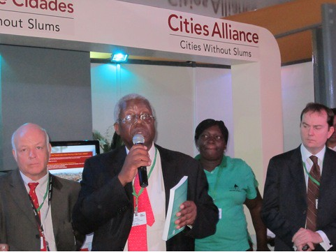 AfriCities 2012