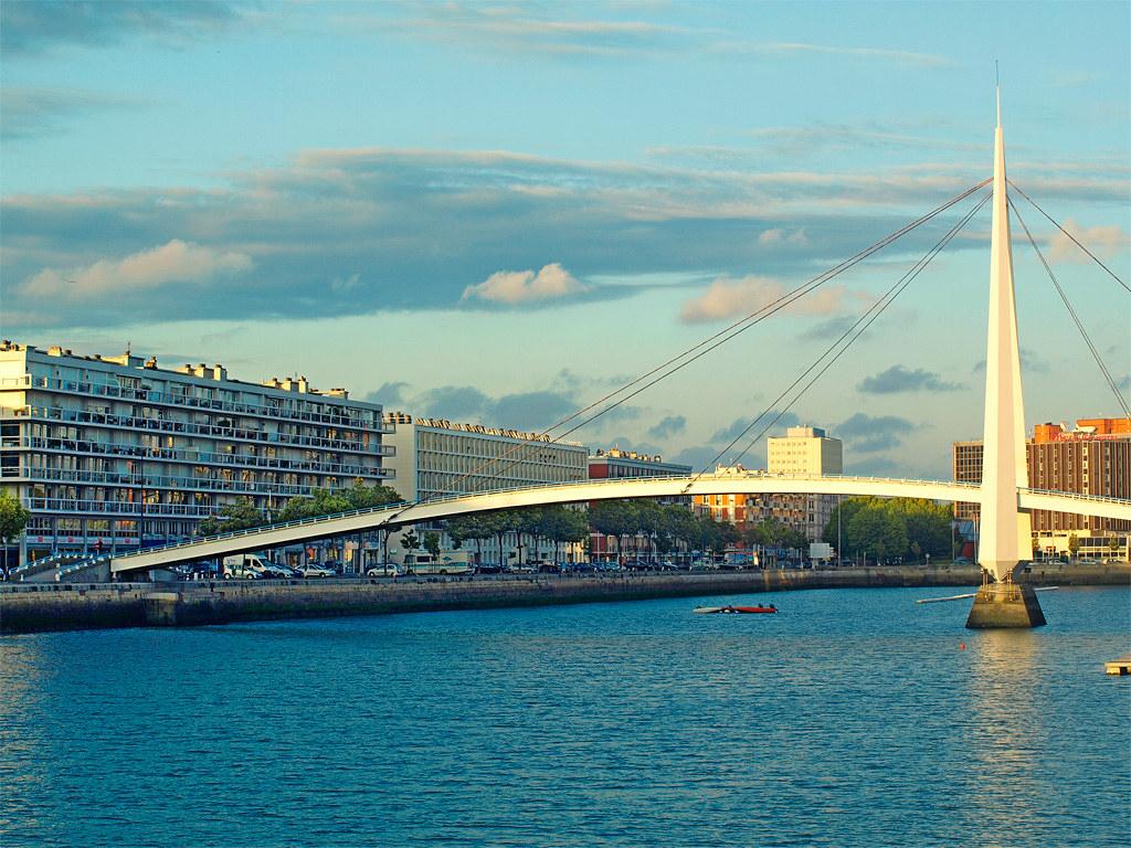 Bassin du Commerce, Le Havre