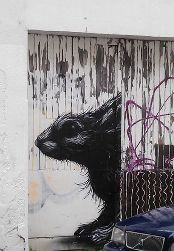 Graffiti_Hase