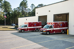 New Ambulance for SRS Fire Department