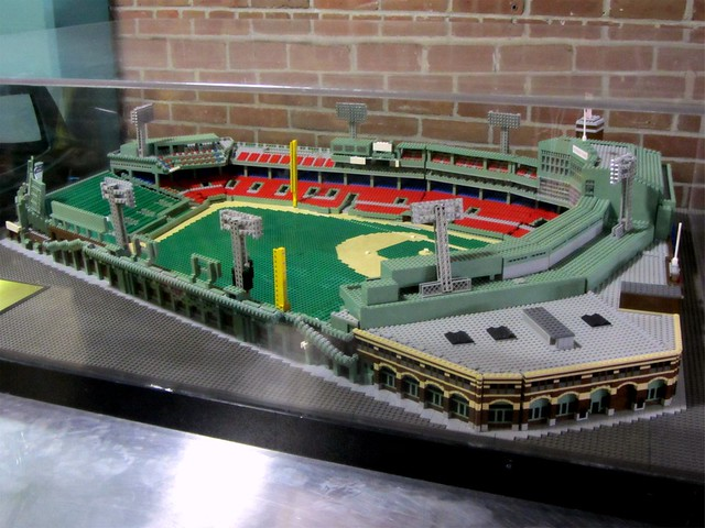 20120909 076 Fenway Park done in Legos