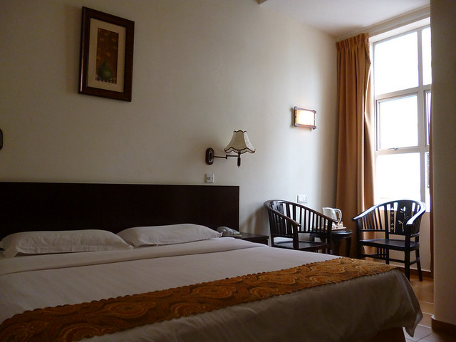 Pontian Garden Hotel Standard Room
