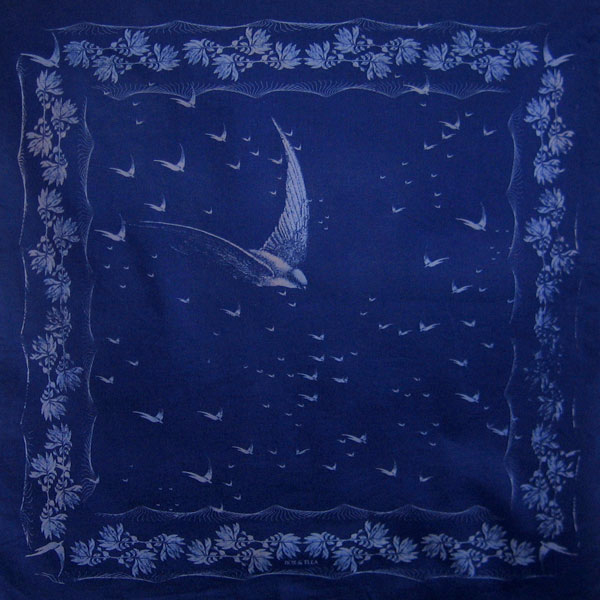 Box & Flea Bandana Swallow