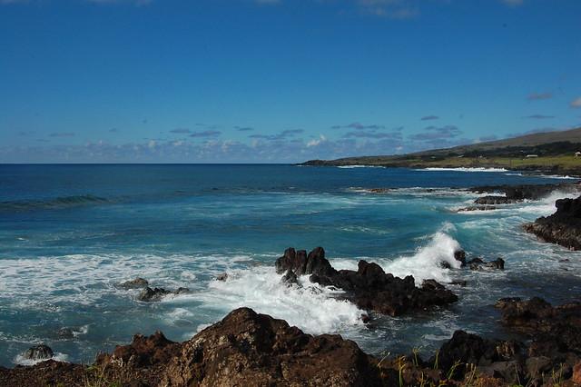 Coast of Rapa Nui