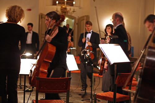 Martinu Strings från Prag spelade musik av Schubert, Debussy och Sjostakovitj