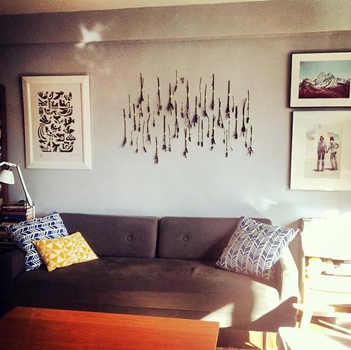 lavender wall_Samantha Hahn