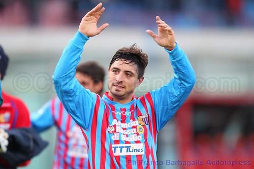 """Catania, Alvarez: """"A Bergamo tre punti importanti per la salvezza"""