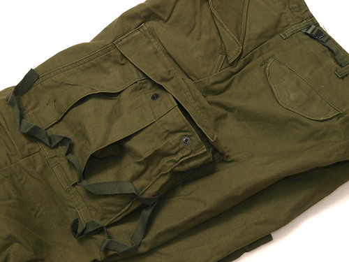 70's Used / M-65 Field Trousers