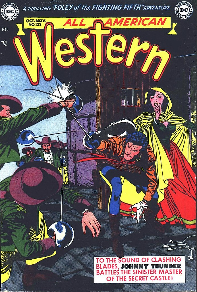 All Star Western 122 Alex Toth, Gil Kane