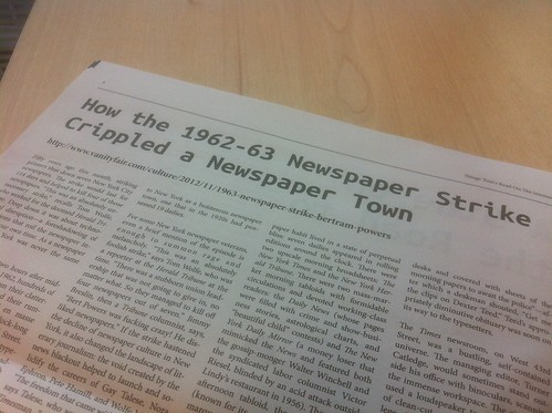 Newspaper Club NPD