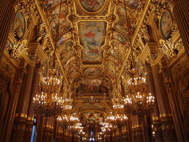 Opéra Garnier @ Paris