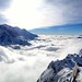 Panorama from Aiguille a Bochard 2766m