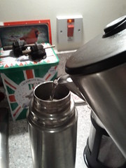 Coffee in a French Press 7