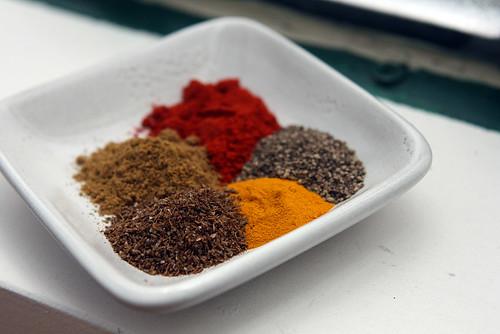 shakshuka spices