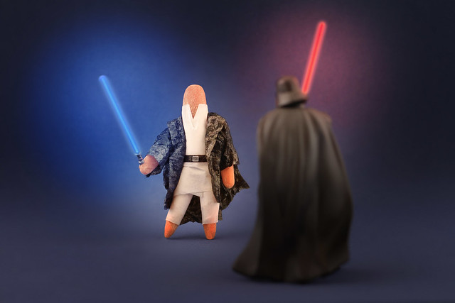 The Epic Journey of the Jedi Carr'ot!