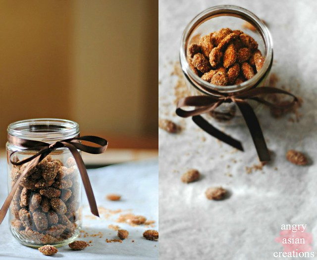Cinnamon Sugar Nuts