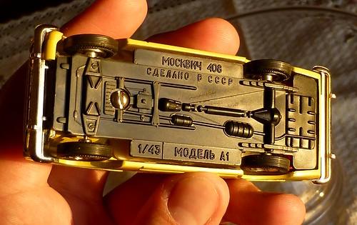 Moskvich 408, 1/43 by Radon