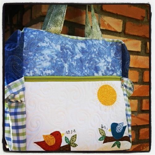 Baby Bag pra Bel passear com David ! by Joana Joaninha