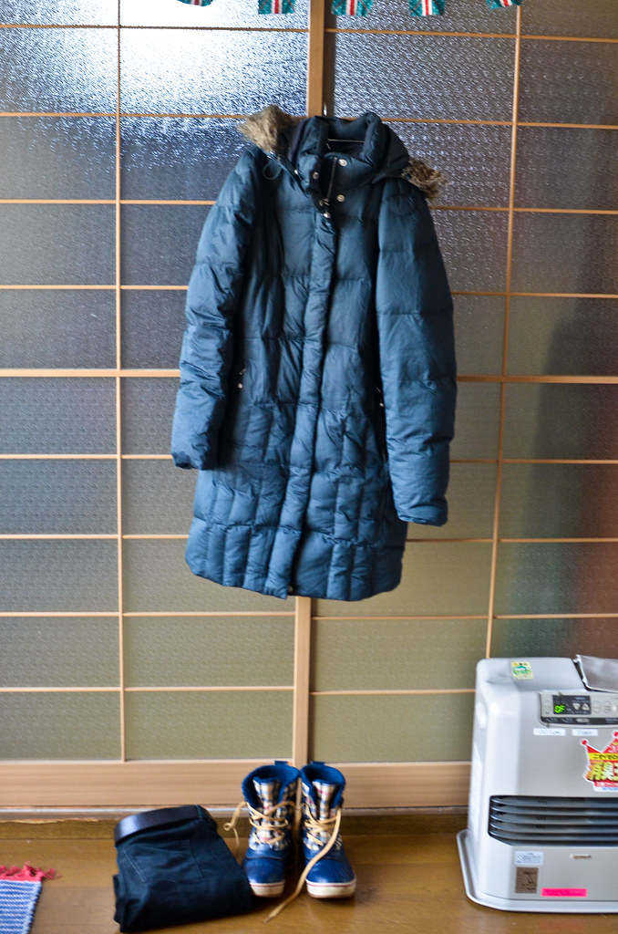 japan winter essentials