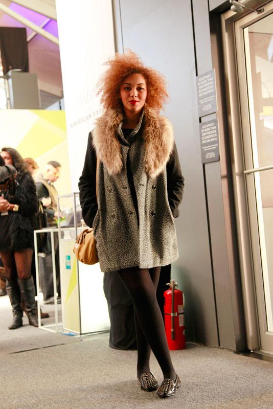 lisa_nyfw street style, street fashion, women, NYC, NYFW, MBFW, Quick Shots