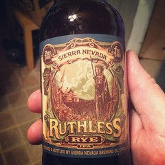 Sierra Nevada Ruthless Rye