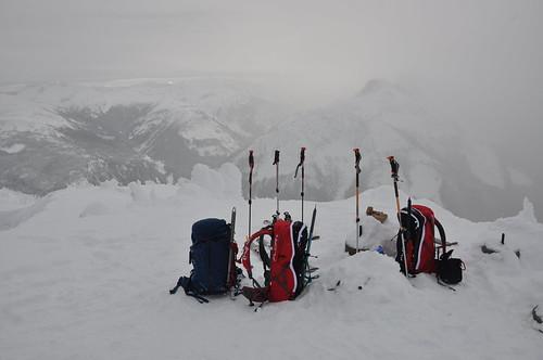 Nak Peak Jan 2013