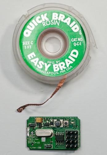 2.4 GHz receiver antenna repair 8464839684_ea4340f00a