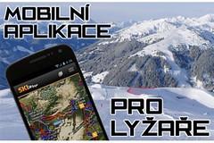 Chytré aplikace pro lyžaře