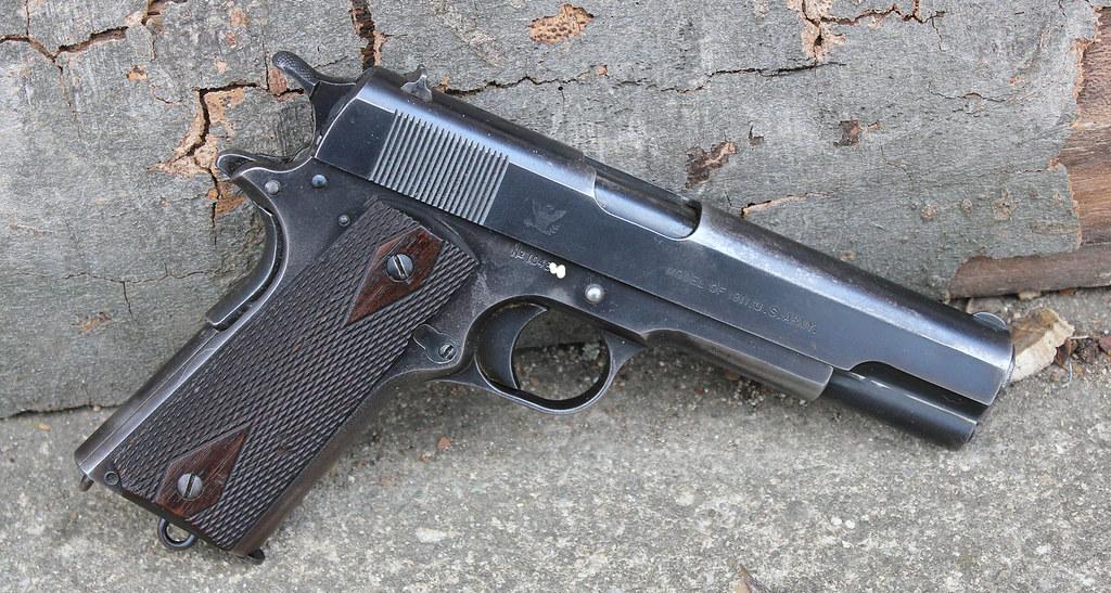 Another One! -1911 WW1 Springfield 1915- ENJOY! M1911 Pistol Ww1