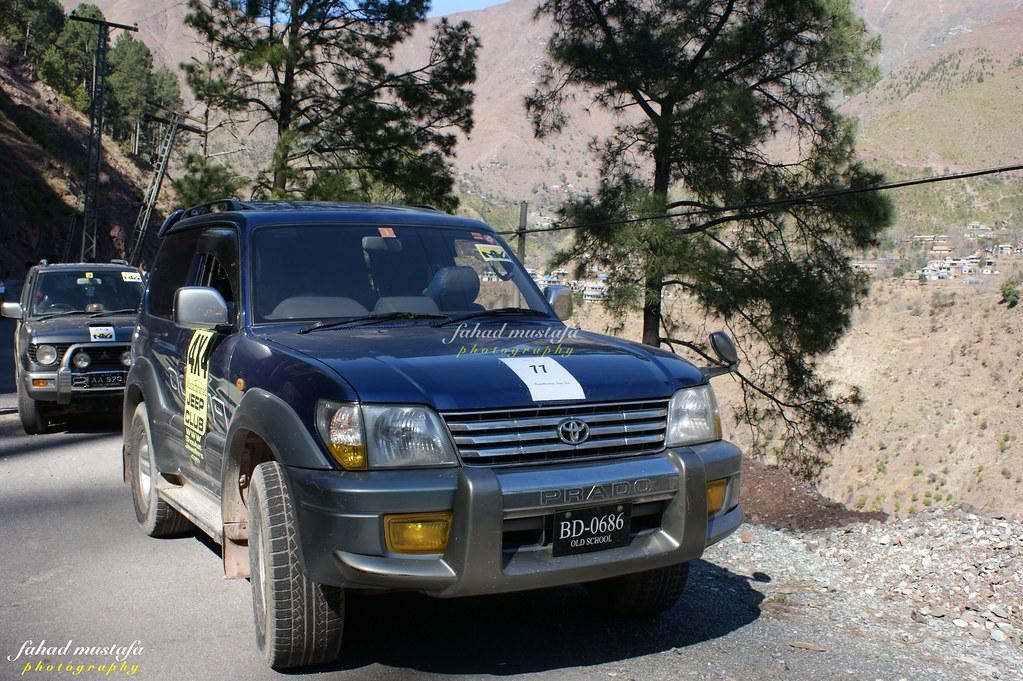 Muzaffarabad Jeep Club Neelum Snow Cross - 8469363544 32754d250e b