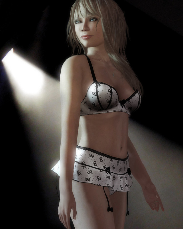 A Light on Lingerie