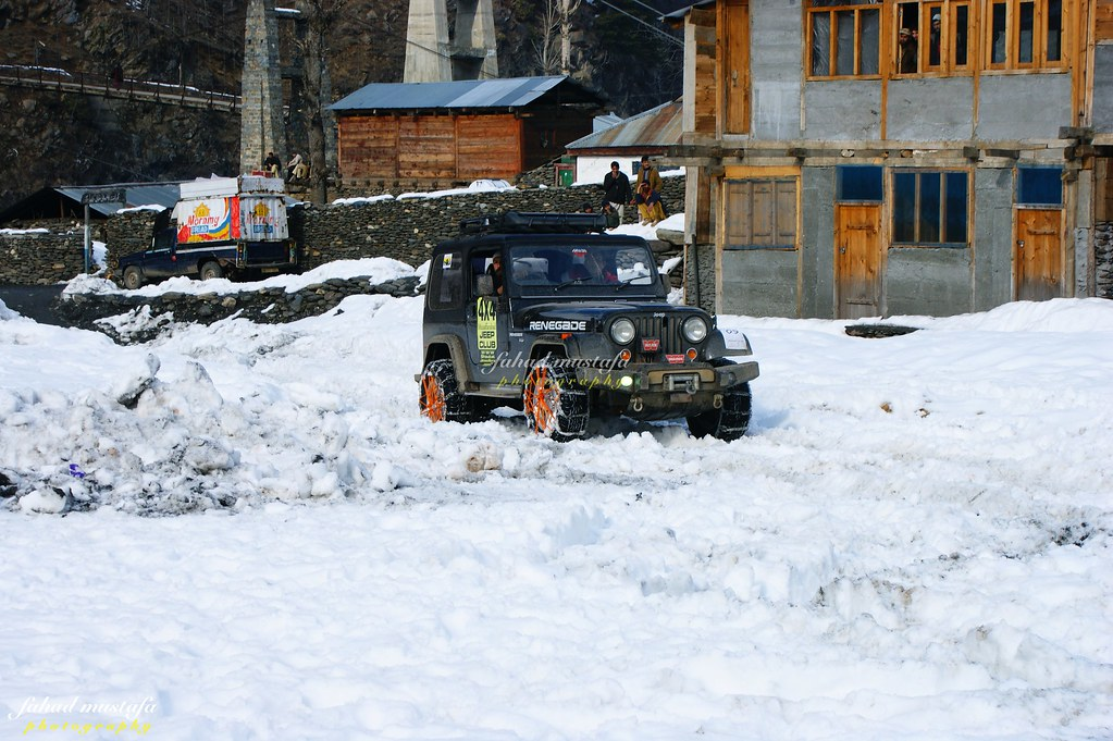 Muzaffarabad Jeep Club Neelum Snow Cross - 8470917823 0019246d79 b