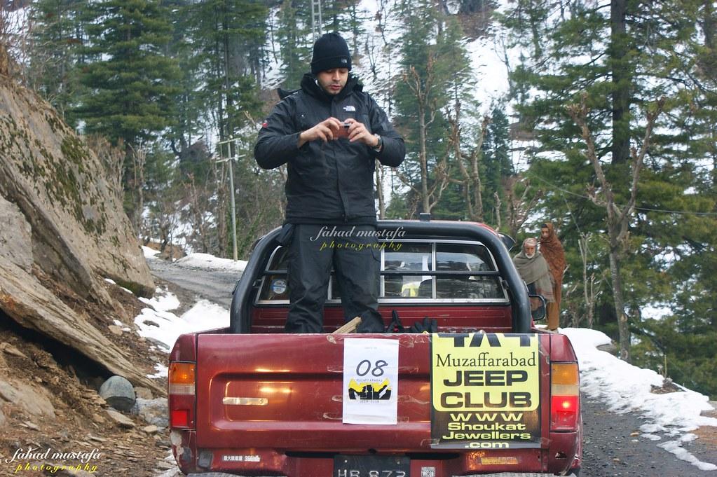 Muzaffarabad Jeep Club Neelum Snow Cross - 8471923222 685bcb4b1c b