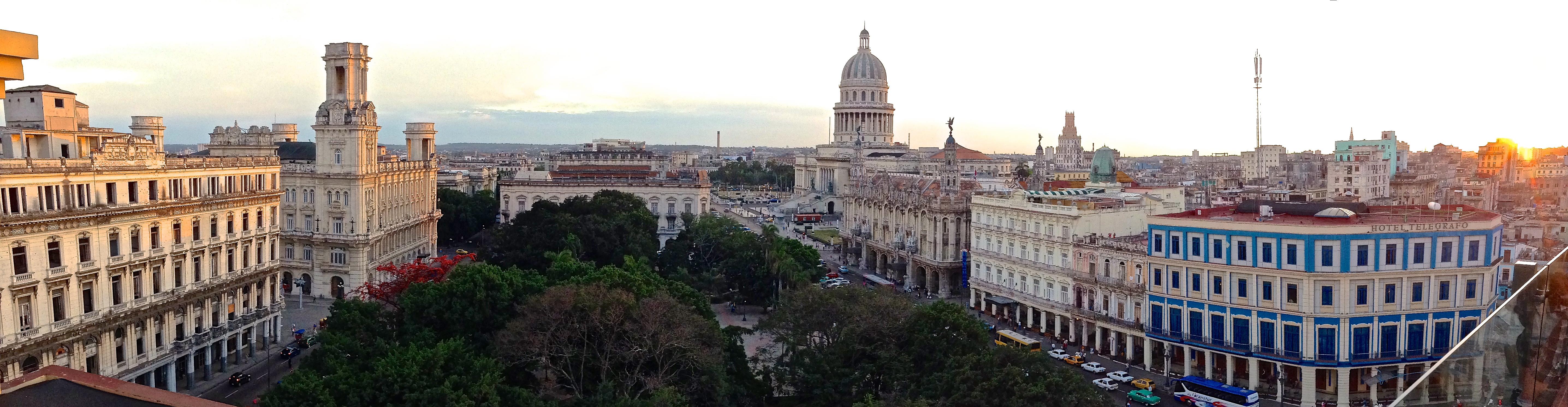 Havana Skyline - 2013
