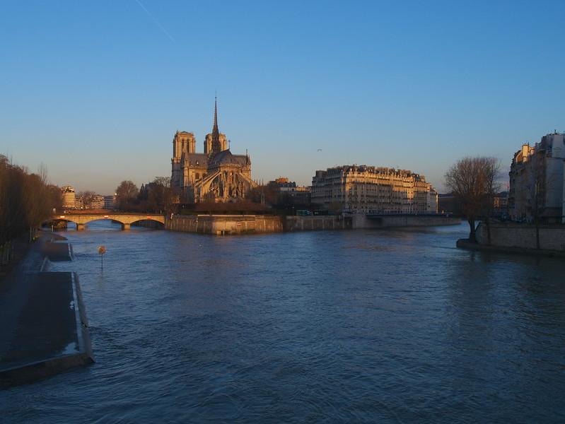LES PHOTOS: lever de soleil sur la Seine 8478930907_83e11a26c8_c