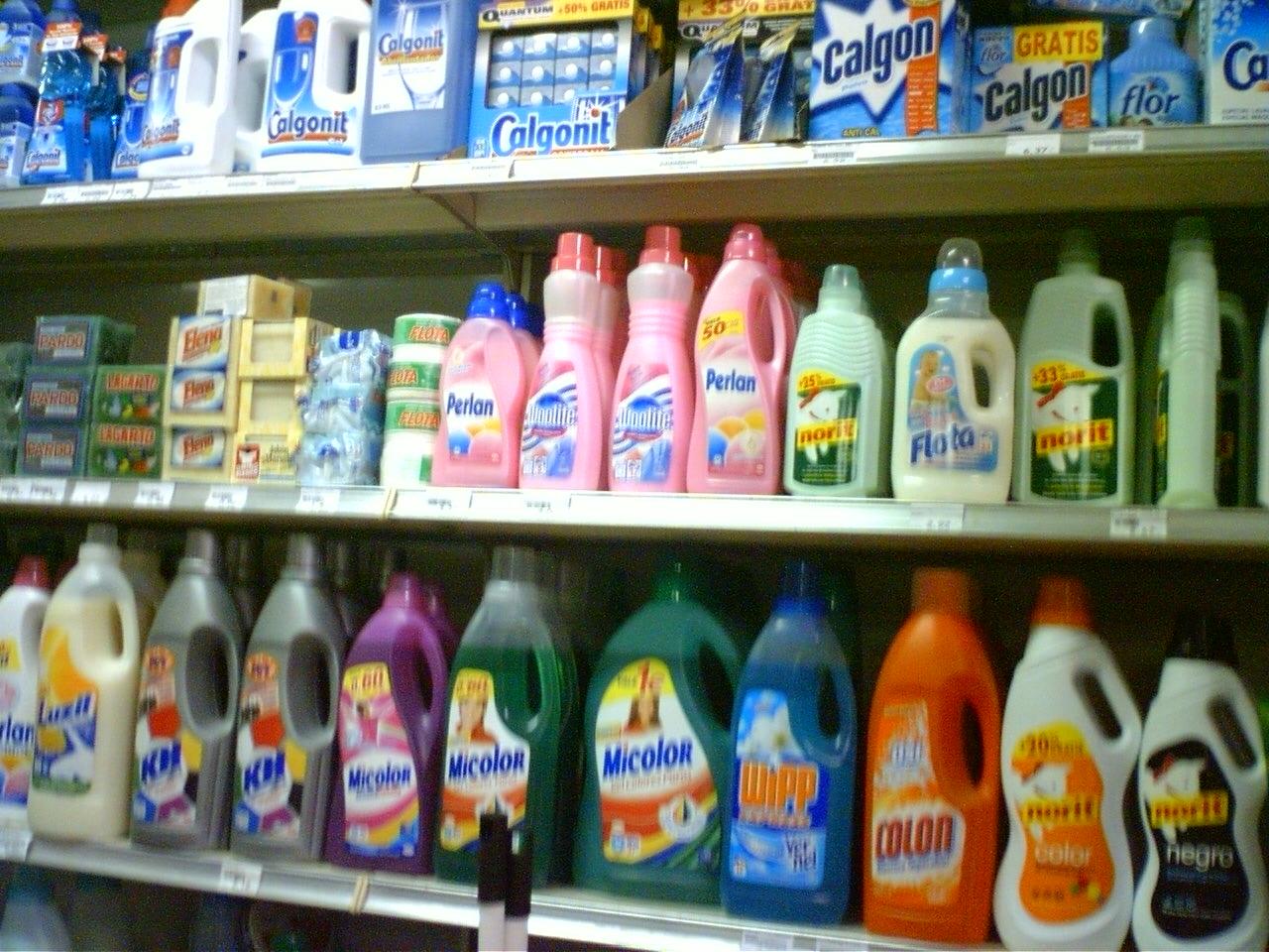 Productos de limpieza flickr photo sharing for Productos de limpieza