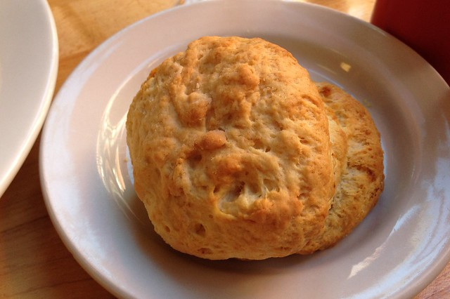 NYC - LES: Clinton Street Baking Co - Biscuit | Flickr ...