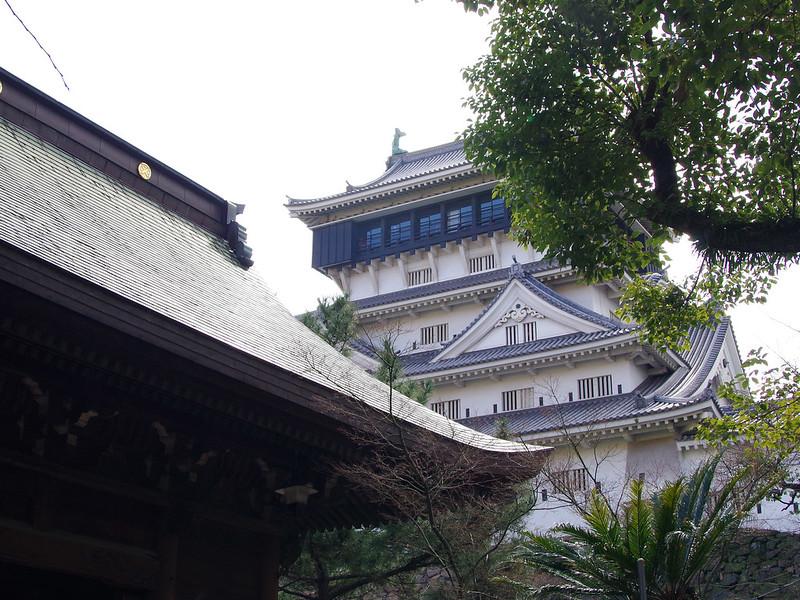 北九州 - 小倉城、門司港