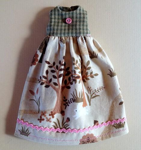 Blythe dresses I made awhile back :)