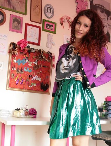 ariel skirt