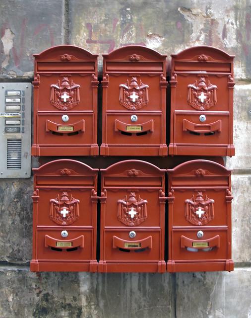cassette postali mailbox : Cassette postali / mailboxes Flickr - Photo Sharing!