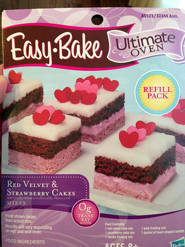 Easy-Bake-Package