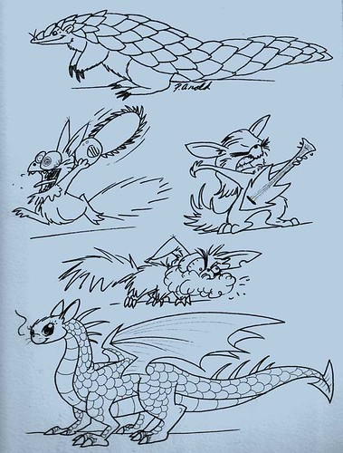 2.16.13 - Hypothetical Eeveelutions!